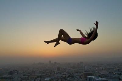 К чему снится прыгать с высоты фото
