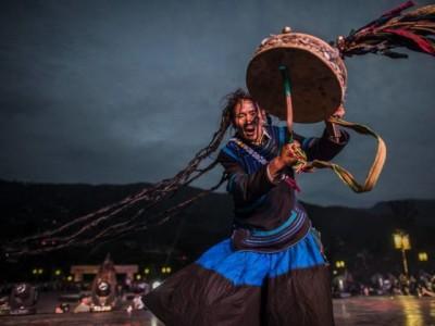 shaman-tanec
