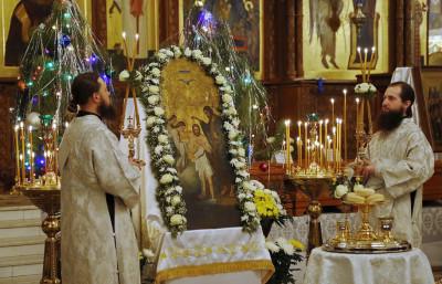 Как и когда проводятся крещенские обряды?