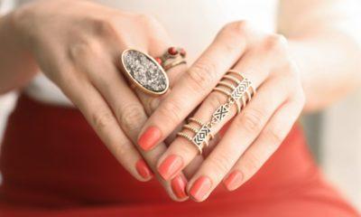 Хиромантия и кольца