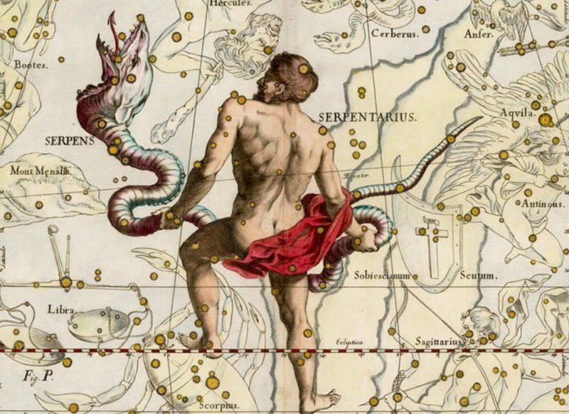 История возникновения 13-го знака зодиака
