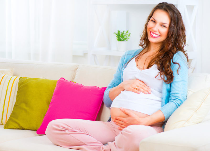 Можно ли стричься при беременности?