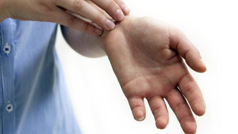 Поверья для правой руки