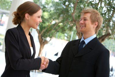 Сотрудничество, деловое партнерство