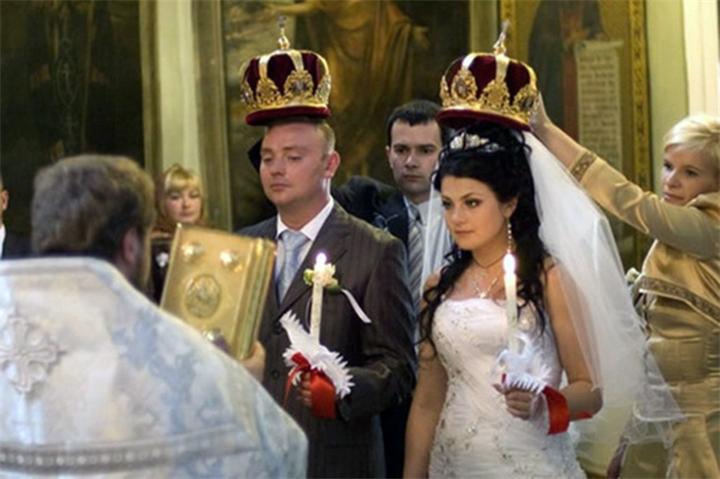 Духовная суть венчания